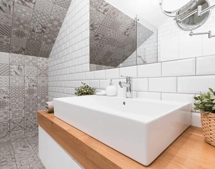Superior Revestimento Banheiro