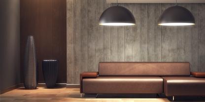 Iluminação para áreas internas e externas
