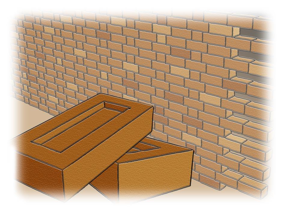 4ae078f84176a Como escolher entre tijolo ou bloco - Construção   C C Casa e Construção