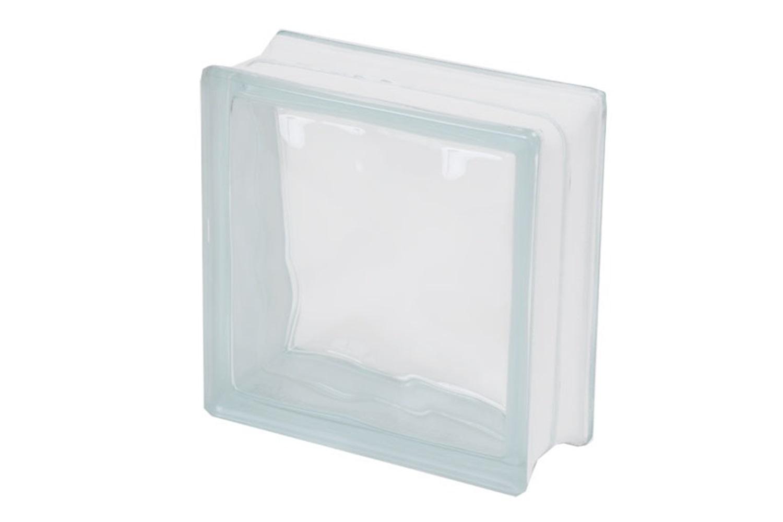 Imagens de #5E6C6D Bloco de Vidro Transparente Ondulado Sky 19x19x8 Cm Casanova Cód  1500x1000 px 3442 Bloco Cad Acessorios Banheiro