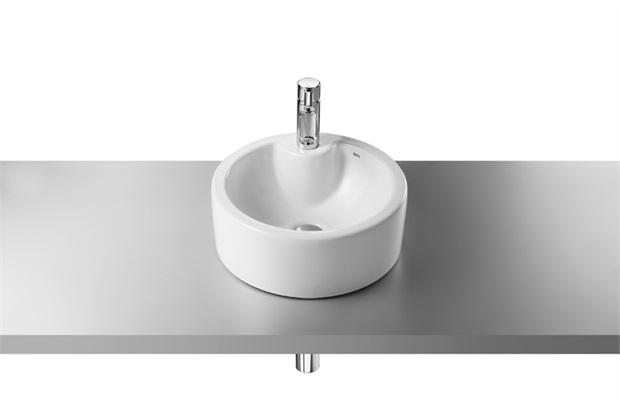 Lavatório  Banheiro  Louças  Material de Construção  C&C Casa e Const -> Cuba Banheiro Roca