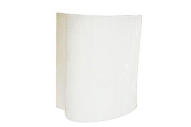 Coluna Suspensa para Cuba L69 Branco Gelo C69  Deca  C&C -> Cuba Para Banheiro Suspensa Retangular Multiuso Gelo Deca