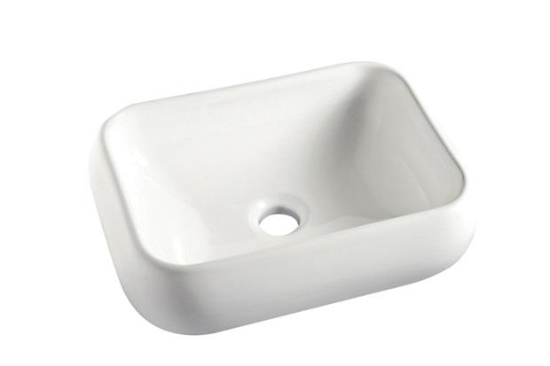 Lavatório  Banheiro  Louças  Material de Construção  C&C Casa e Const -> Cuba Banheiro Icasa