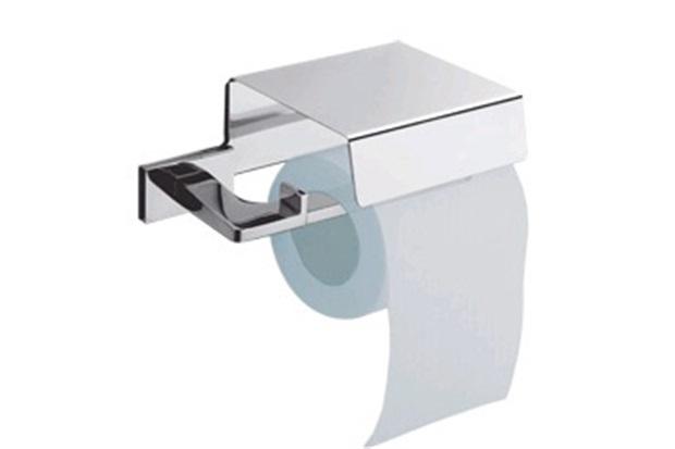 Porta Papel Higiênico Coberto de Parede Look Ref. B1691 - Di Casa