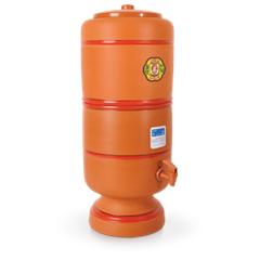 Filtro de Barro para Água São João 2 Velas - 8 Litros - Stefani