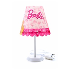 Abajur Cônico Infantil Barbie Bailarina Ref. 0600 - Startec
