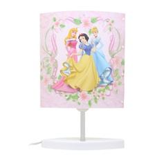 Abajur Oval Infantil Princesas 110450004             - Startec