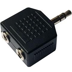 Adaptador 2p2 Jack X P2 Plug Stéreo  - TMS
