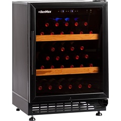 Adega de Vinhos Climatizada com Compressor Ref: Bac 40 - BenMax