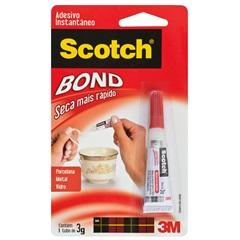 Adesivo Instantâneo Scotchbond 3g - 3M
