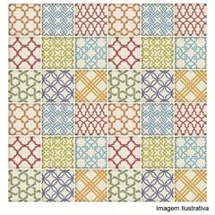 Adesivo para Azulejo 15x15 com 36 Pcs Ref. 340 - R+ Comunicação