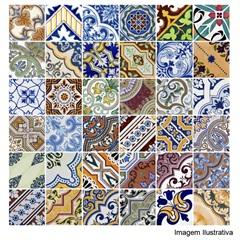 Adesivo para Azulejo 20x20 com 20 Pcs Ref.431  - R+ Comunicação