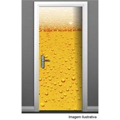 Adesivo para Porta de Cerveja 90x210 Ref.: 465  - R+ Comunicação