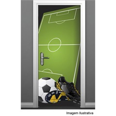 Adesivo para Porta Futebol 85x210 Ref.499 - R+ Comunicação