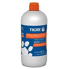 Adesivo Plástico para Pvc Incolor Frasco 850g - Tigre