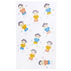 Adesivo Stick Infantil Meninos 48671 - Plavitec