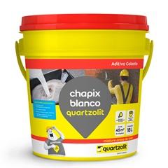 Aditivo Chapix Branco 18 Litros - Quartzolit