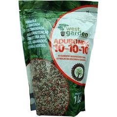 Adubo Npk 10-10-10 1kg - West Garden