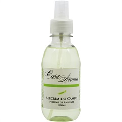 Água Perfumada Alecrim do Campo 200ml - Casa Aroma