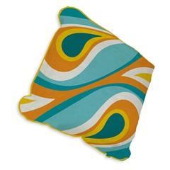 Almofada Lávavel Hippie                      - Chezi Design