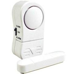 Anunciador de Presença E Alarme Magnético para Portas E Janelas