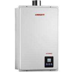 Aquecedor de Água a Gás Natural 36,5 Litros Ref.: Lz 3700d Gn   - Lorenzetti