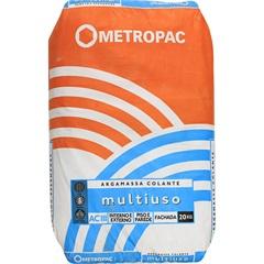 Argamassa Ac Iii Multiflex 20 Kg - Metropac