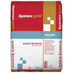 Argamassa Ligamax Extra Branca 20 Kg - Eliane