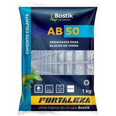 Argamassa para Pastilha de Vidro Argaglass 1 Kg Branco 610 - Fortaleza
