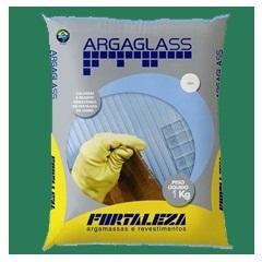Argamassa para Pastilha de Vidro Argaglass 1 Kg Verde 250 - Fortaleza