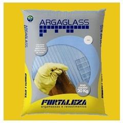 Argamassa para Pastilha de Vidro Argaglass 20 Kg Amarelo 1500 - Fortaleza