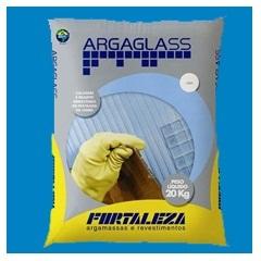 Argamassa para Pastilha de Vidro Argaglass 20 Kg Azul Escuro 480 - Fortaleza