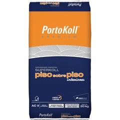 Argamassa Superkoll Piso Sobre Piso 20 Kg - Portokoll