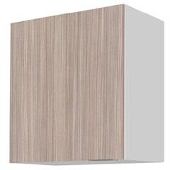 Armário de Cozinha Aéreo Blu Mdf 1 Porta Branco 60x60cm  - Bumi