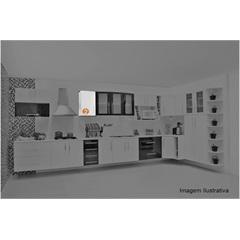 Armário de Cozinha Life Alto Spls 40x67x31 Cm  - Bonatto