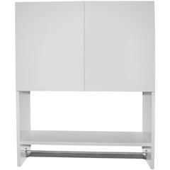 Armário Multiuso em Mdf Sicflex 2 Portas Branco - Sicmol