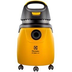 Aspirador de Água E Pó Profissional 1300w 110v Amarelo E Preto - Electrolux
