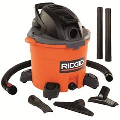 Aspirador de Líquido  E Pó 5hp 45 Litros 220 V Wd 1250     - Ridgid