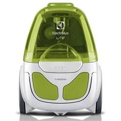 Aspirador de Pó 1400w 220v Branco E Verde - Electrolux