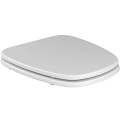 Assento Monte Carlo Poliéster Branco Gelo com Fixação Cromada Ap81 - Deca