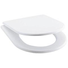 Assento Nuova / Carrara Plástico Branco Gelo Ap60 - Deca