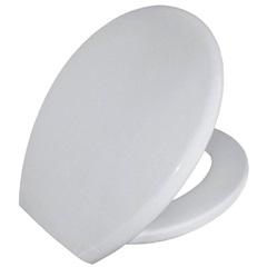 Assento Sanitário Almofadado Branco - Sicmol