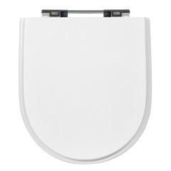 Assento Sanitário em Mdf Carrara/Nuova/Dunna/Link Branco - Sicmol