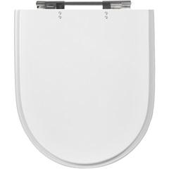 Assento Sanitário em Poliéster Riviera/Nexo/Smart Branco - Casanova