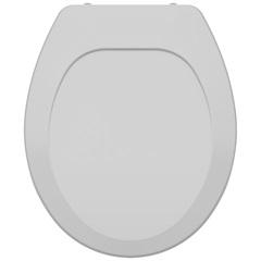 Assento Sanitário Premium Cinza Claro - Tupan