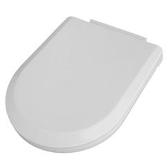 Assento Sanitário Soft Close Carrara/Nuova/Duna/Link Branco - Sicmol