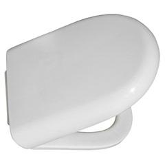 Assento Sanitário Soft Close Riviera/Nexo/Smart Branco - Sicmol