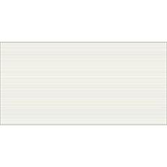 Azulejo Retificado Brilhante Vision White 29,1x58,4cm - Portinari