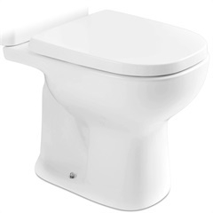 Bacia para Caixa Acoplada Branco Ip2100 - Icasa