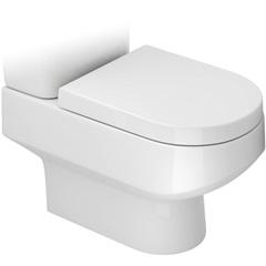 Bacia para Caixa Acoplada Carrara Branco Gelo P606 - Deca